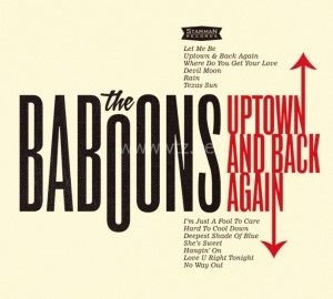 Baboons ,The - Uptown And Back Again ( lp )